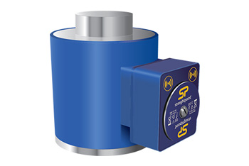 ATEX / IECEx Wireless Compression load cell